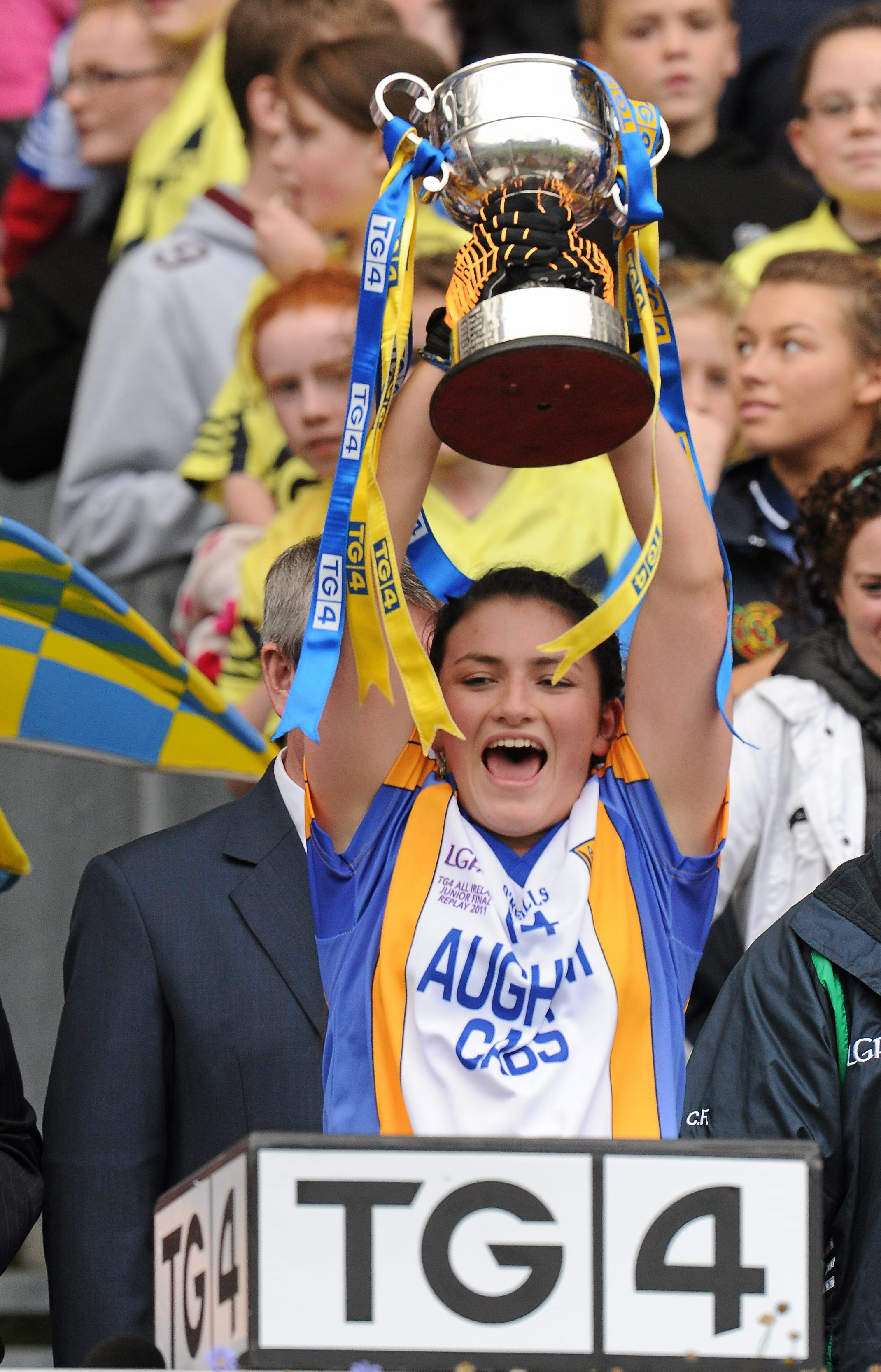 Wicklow v New York - TG4 All-Ireland Ladies Junior Football Championship Final Replay