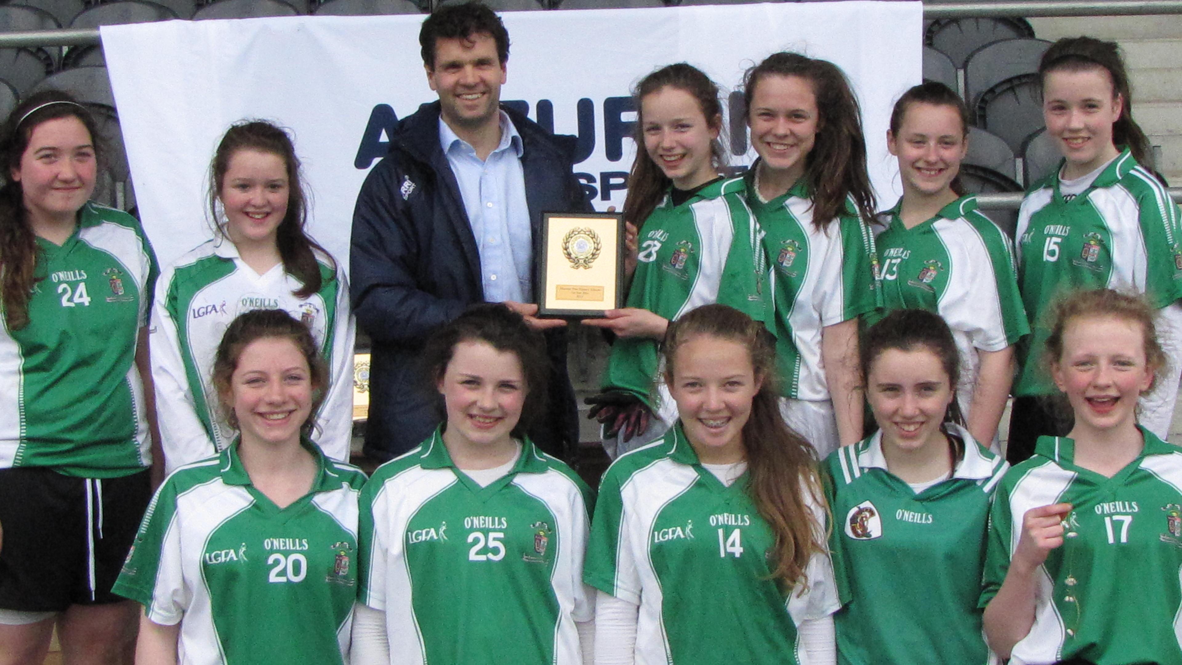 munster schools first year blitz ladies gaelic football