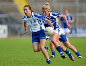 Laois v Monaghan - TG4 All-Ireland Ladies Football Senior Championship Quarter-Final