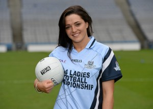 2013 TG4 All-Ireland Ladies Football Championship Launch