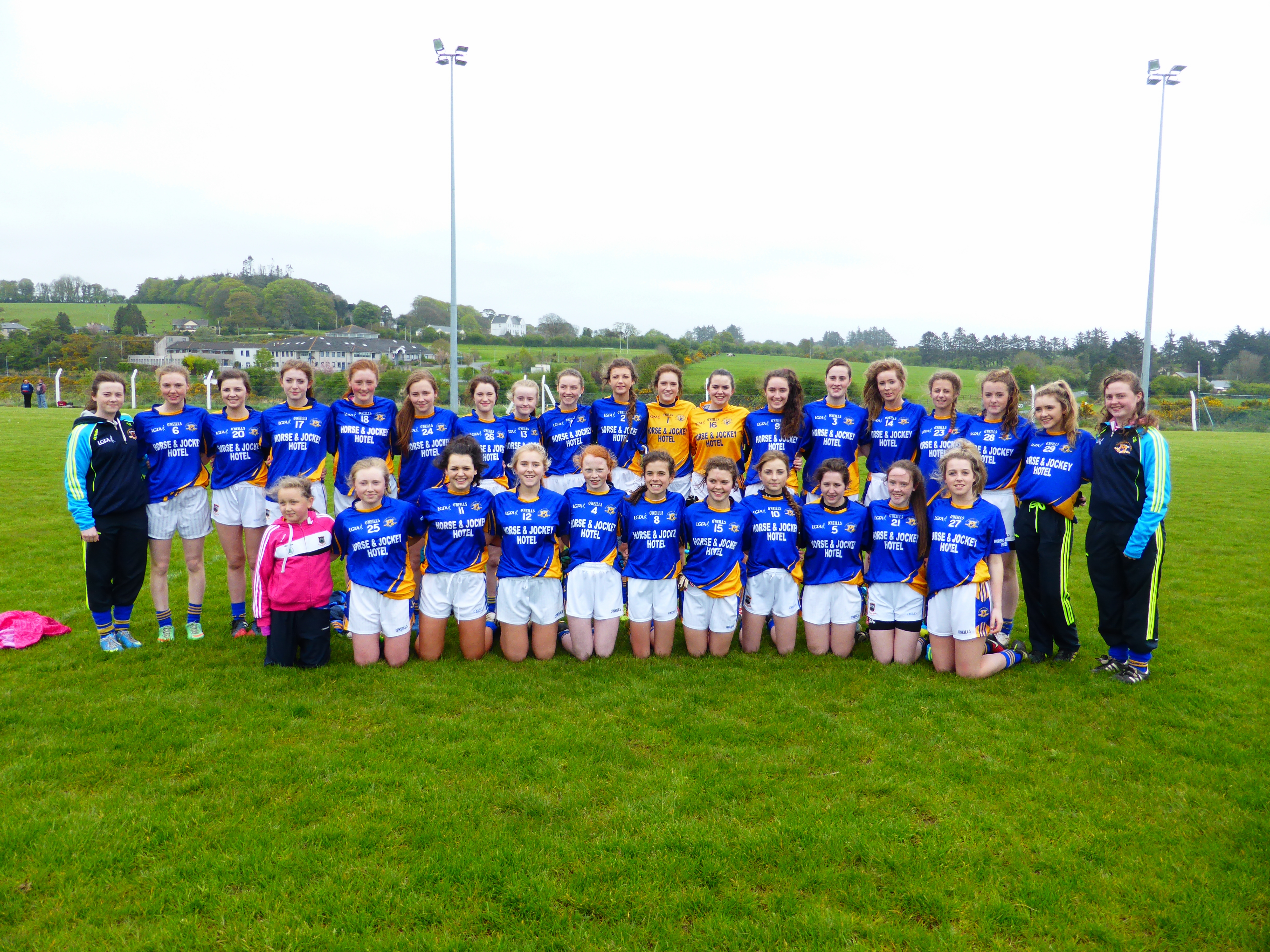 Tipperary News and Notes 13.05.2015 - Ladies Gaelic Football