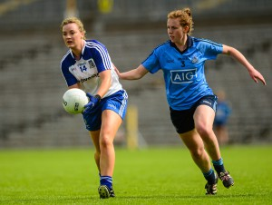 Dublin v Monaghan - TG4 Ladies Football All-Ireland Senior Championship Quarter-Final