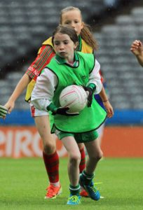 Gaelic 4 Girls Tournament, Croke Park 6/7/2015 Pic : Lorraine O'Sullivan