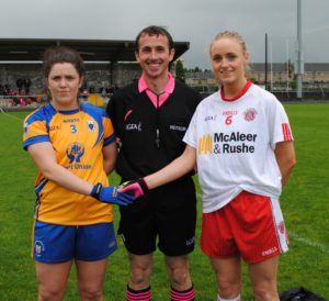 Laurie Ryan Clare,   Kevin Corcoran Mayo , Neamh Woods Tyrone